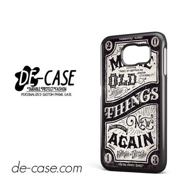 Make Old Things Again DEAL-6797 Samsung Phonecase Cover For Samsung Galaxy S6 / S6 Edge / S6 Edge Plus