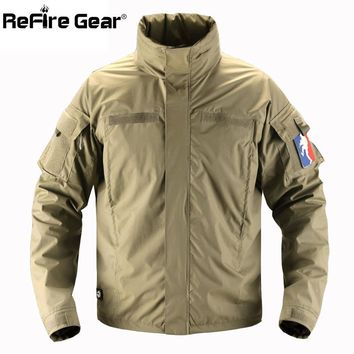 Assaul City Tactical Waterproof Military Jacket Men Soft Militar Combat Army Clothes Casual Spring Windbreaker Windproof Jackets