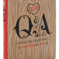 ModCloth Our QA a Day 3 Year Journal