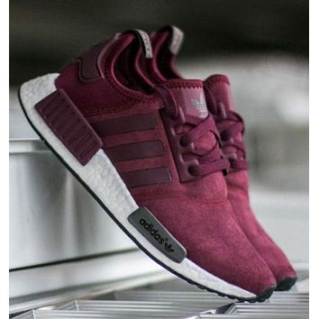 """Adidas"" NMD Women Men Fashion Trending Running Sports Shoes"