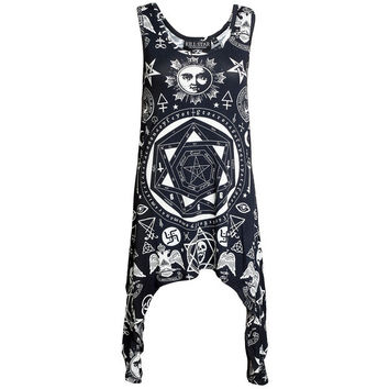 Occult Racer Back Dress from Kill Star