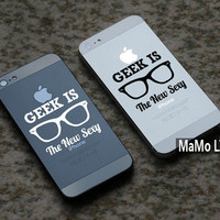 Geek-Iphone Decals Iphone Stickers Iphone Cover Skins Vinyl Decal for Apple Iphone Uniboday Partial Skin