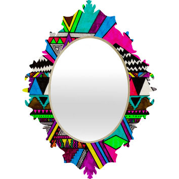 Kris Tate Tribal 1 Baroque Mirror