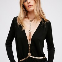 Free People Helena Metal Harness