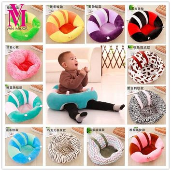 New Baby Plush Toys Portable Seat Kids Feeding Chair Booster Seat Safe Seat Education Feeding Seat Baby Toy Sofa KidsGifts