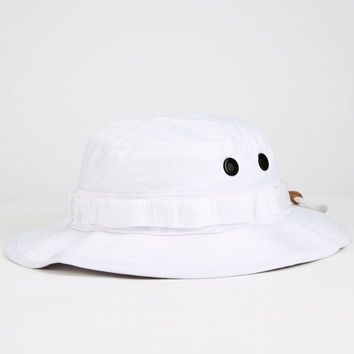 Rothco Mens Bucket Hat White