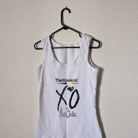 the weeknd xo tanktop