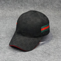 Fashion Unisex Gucci Embroidery Outdoor Baseball Cap Hats