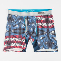 Stance Basilone Mens Boxer Briefs Blue  In Sizes