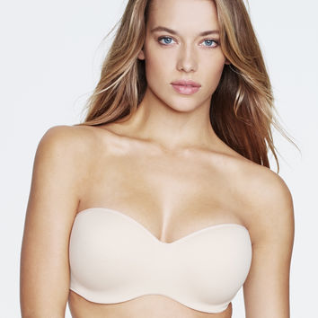 Dominique Seamless Molded Strapless Bra 3541