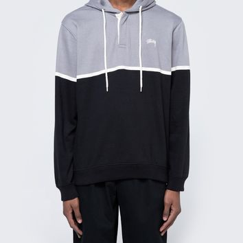 Stüssy / Hooded Rugby