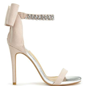 CRUISE Diamante Bow Sandals | Missselfridge