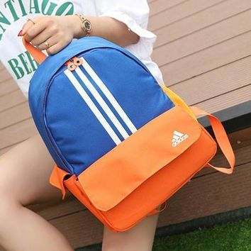 Adidas Casual Sport School Shoulder Bag Satchel Laptop Bookbag Backpack-7