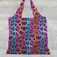 Leopard Print Tri-Color