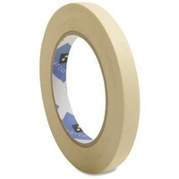 ECONOMY MASKING TAPE, NATURAL KRAFT