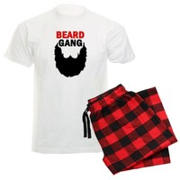 Beard Gang | Men with Beards Pajamas