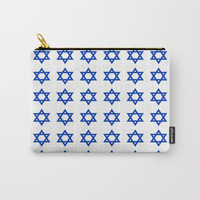 Star of David Carry-All Pouch by oldking