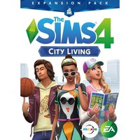 Electronic Arts Pc Sims 4 City Living - Walmart.com