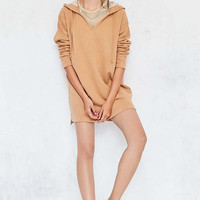 BDG Hooded Lady Sweatshirt Mini Dress - Urban Outfitters
