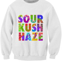 Weeds Crewneck Sweatshirt