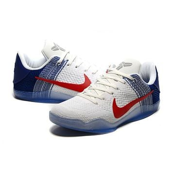 Nike Kobe Xi Elite 822675 184 Basketball Trainers Size Us7 12 | Best Deal Online