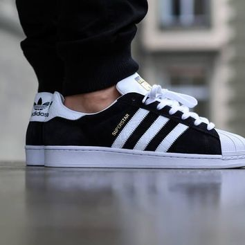 Adidas Superstar II Snake Pack Black/White