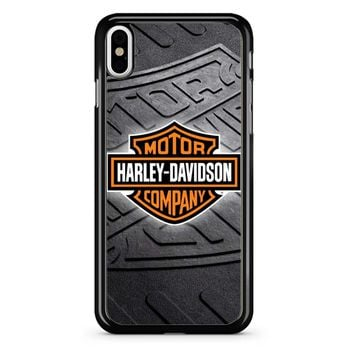 Harley Davidson 92 iPhone X Case