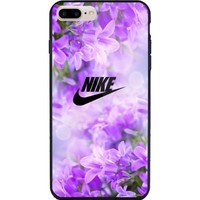 Cheap Case Cover Nike Purple rose New Hot for iPhone 6/6s/6s Plus/7/7 Plus