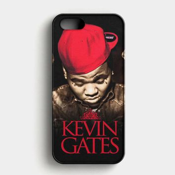 Kevin Gates Satelites iPhone SE Case