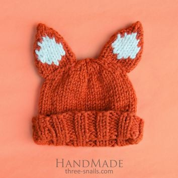 "Handmade baby clothes ""Cunning fox"""