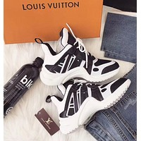 louis vuitton lv archlight sneaker-1