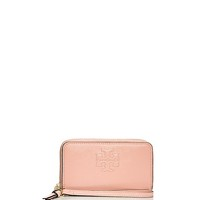 Tory Burch Thea Patent Smartphone Wristlet
