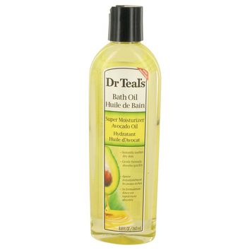 Dr Teal's Bath Oil Super Moisturizer Avocado Oil by Dr Teal's