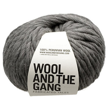Buy Wool and the Gang Crazy Sexy Super Chunky Yarn, 200g | John Lewis