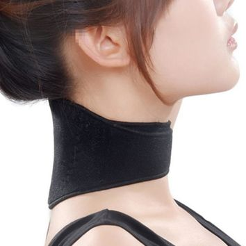 Magnetic Self Heating Magnetic Neck Wrap Brace