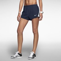 Nike Dash Women's Track and Field Shorts - Team Navy