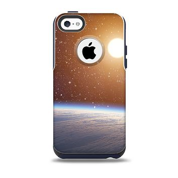 The Glowing Universe Sunrise Skin for the iPhone 5c OtterBox Commuter Case