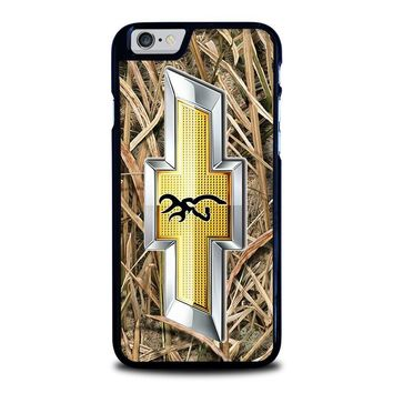 CAMO BROWNING CHEVY iPhone 6 / 6S Case Cover