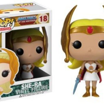 Funko POP Mattel: She-Ra Masters of The Universe Vinyl Figure