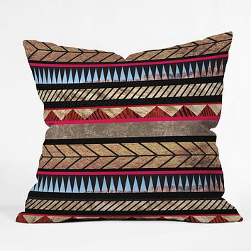 Kei Akela Throw Pillow