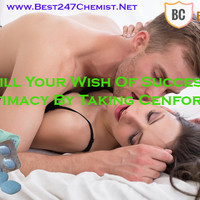 BLOG - Fulfill Your Wish Of Successful Intimacy By Taking Cenforce