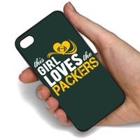 This Girl Loves The Packers Phone Case For Samsung & iPhone