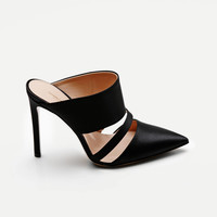 Altuzarra — Mule Black — THE LINE