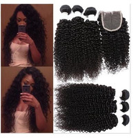 11 Kinds Of Length Can Chose Fashion Full Lace Brazilian Kinky Curly Wigs Virgin Hair With Closure Human Hair Weaves Without Closure [9636419023]
