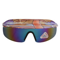 Part(y) Time Visor Sunglasses - Pastel Pebble