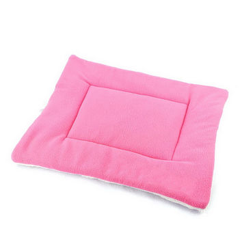 Comfort Pet Dog Crate and Nap Mat Dog Cat Bed free shipping pink color