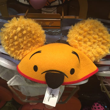 disney parks character ears winnie the pooh ear hat adult size new with tags