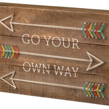 String Art - Go Your Own Way
