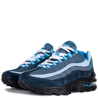 Shoes - Kids - Grade School - Nike Kids Air Max 95 Grade School - Armory Navy Blue Hero Armory Slate White - DTLR -  Down Town Locker Room. Your Fashion, Your Lifestyle! Shop Sneakers, Boots, Basketball shoes and more from Nike, Jordan, Timberland and New