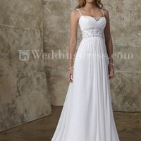 Style DE321-Unique Wedding Dresses with Great Discount